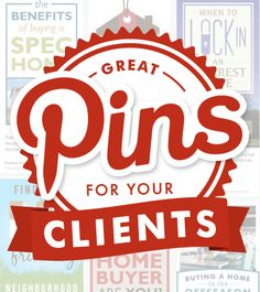 Great pins with resourceful homebuying tips for your clients | Richmond American Homes