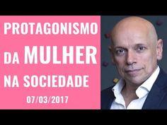 TRÊS PONTAS PARA SEMPRE: Leandro Karnal  • Protagonismo da MULHER na socied...