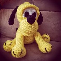 Let me start by introducing you to one of my favorite projects. Baby Pluto! Isn't he the cutest? I've searched for the longest time for him ...