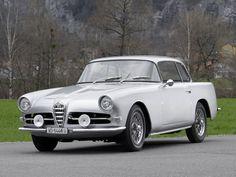 1957–59 Alfa Romeo 1900 Coupe Lugano by Ghia-Aigle (1484)