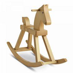 Koń na biegunach Kay Bojesen Rocking Horse 32 cm - All4home | Wyposażenie i…