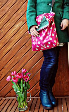 jolijou: my new bag | luring spring