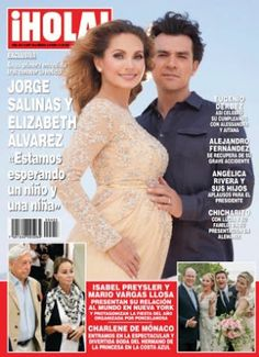 Revistas PDF En Español: Revista ¡Hola! México - 16 Septiembre 2015 - PDF H...
