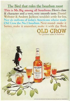 Sell Me Yesteryear: Old Crow