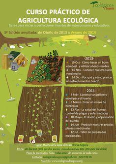CURSO AGRICULTURA ECOLÓGICA: COMPOST Y ABONOS VERDES