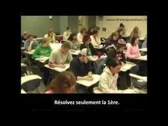 Comment enseigner le découragement en 5 minutes | L'instit'humeurs | Francetv info