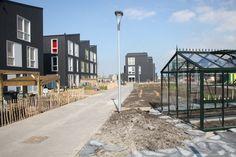 Geworteld Wonen - Rijswijk april 2017 - Moestuin met kas