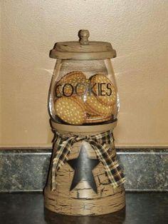 Cookie jar                                                       …                                                                                                                                                     More