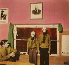 Photo de Boris Mikhailov, critiquée pour un oral, série Sots Art, photographie contemporaine