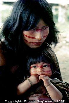 Peru. Upper Amazon rain forest. Gran Pajonal. Campa Indians.