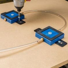 Rockler Vacuum Clamp Pod Kit Use with a vacuum pump (sold separately) to hold your workpiece firmly in place, with unobstructed access to the edges and top.