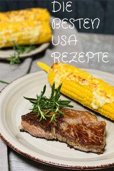 Eine Inspiration aus Amerika die einfach nur begeistert. Steak, Lovers, Usa, Inspiration, Food, New Recipes, America, Food Food, Simple
