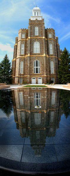 Logan Utah Temple #LDS #Mormon