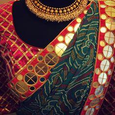 GENDA Bandhani  mirror work and gota patti - match made in heaven  For purchases email me at  designerayushkejriwal@hotmail.com or what's app me on 00447840384707  We ship WORLDWIDE. #sarees#saris#indianclothes#womenwear #anarkalis #lengha #ethnicwear #fashion #ayushkejriwal#Bollywood #vogue #indiandesigners #handmade #britishasianfashion #instalove #desibride #bollywoodfashion #aashniandco #perniaspopupshop #style #indianbeauty #classy #instafashion #lakmefashionweek #indiancouture…