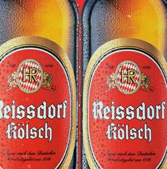 Reissdorf Kölsch Beer (Cologne Germany)