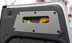 Sprinter NCV3 high roof upper rear door panels #doesnotapply
