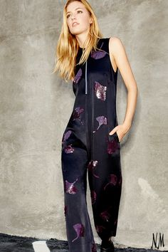 Jump into fall with 3.1 Phillip Lim. Embrace embellished prints in new ways this season.