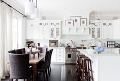 Traditional Kitchen by Brooklyn Photographers Rikki Snyder