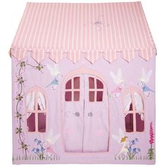 Win Green Small Fairy Cottage Playhouse, available on Amazon.co.uk