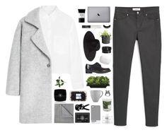 """|289|"" by fashionbymagg ❤ liked on Polyvore featuring MM6 Maison Margiela, MANGO, Chanel, Pantone, Vellux, philosophy, Ugo Cacciatori, NARS Cosmetics, Mr. Wolf and Lenox"