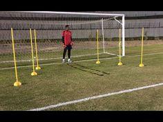 Goalkeeper Training, Soccer Goalie, Baseball Field, Stability, Youtube, Soccer Workouts, Goaltender, Training, Fo Porter