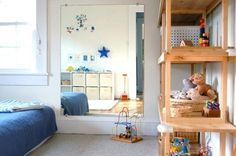 """Lucas' Lovely """"Baby Zone"""" — My Room"""