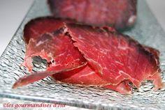 Les gourmandises d'Isa: BRESAOLA MAISON
