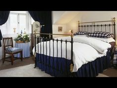 Video: How to Decorate a Bedroom | At Home With P. Allen Smith | eHow.com