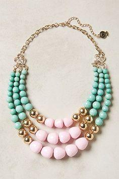 Znalezione obrazy dla zapytania bead necklace