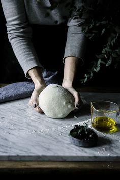 Pan Bread, Italian Recipes, Bread Recipes, Bakery, Breads, Snacks, Artists, Food, Gastronomia