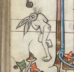 I'm sorry, but now Add MS 36684 has just gone too far. Too far. f. 78v @BLMedieval