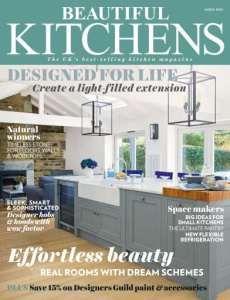 beautiful kitchens magazine