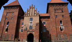 Zamek w Nidzicy - pamiątka po KrzyżakachZamek w Nidzicy