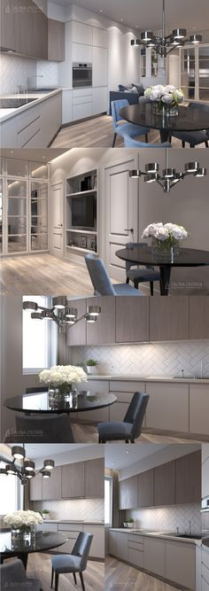 Однокомнатная квартира для молодой пары - Галерея 3ddd.ru