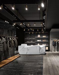 Retail interior design, showroom design, boutique interior design, retail c Showroom Design, Retail Interior Design, Retail Store Design, Retail Shop, Retail Displays, Shop Displays, Window Displays, Boutique Displays, Clothing Store Design