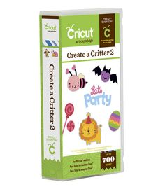 Cricut Everyday Cartridge Create a Critter 2 at Joann.com