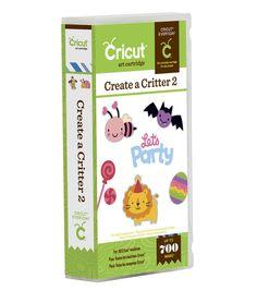 Cricut Everyday Cartridge Create a Critter 2 at Joann.com