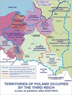 Rape during the Soviet occupation of Poland Danzig, History Major, World History, Frontier Communications, Poland History, Invasion Of Poland, The Third Reich, Alternate History, Historical Maps