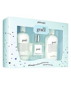 philosophy Pure Grace Three-Piece Fragrance Set - Women | zulily