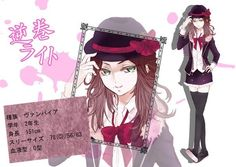 The romantically frustrated tsundere — Diabolik Lovers Sakamaki Brother genderbends