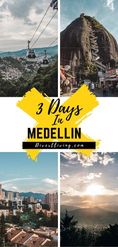 Medellin Colombia is one of the most loved cities in all of Colombia. Safety, Attractions, Day trips and Where to stay are all things that we make sure to cover so you have a stress free trip to Medellin Colombia. Ushuaia, Colombia Travel, Spain Travel, Quito, Mendoza, History Of Colombia, Best Travel Guides, Countries Around The World, South America Travel
