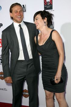 Maggie Siff talks Jax's betrayal on 'Sons of Anarchy'  Wow the best love story ever!