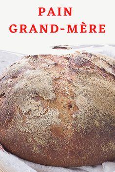 Un pain façon grand-mère merveilleusement doux fait maison. Il a un goût unique, je vous invite juste à l'essayer. Passons à la recette.