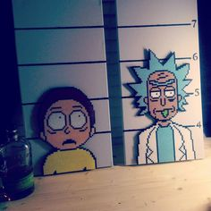 #Rick_And_Morty by erictrundy