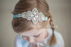 Princess Elsa Crown headband Frozen inspired on Etsy, $36.99