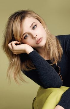 Chloe Grace Moretz as Lila - The Temptation of Lila and Ethan