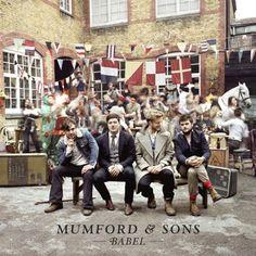 Mumford and Sons album 'Babel'