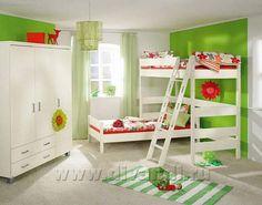Двухъярусная кровать Г- образная «Biancomo» — Каталог мебели Екатеринбурга — Диванди