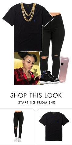 """"""""""" by xtiairax ❤ liked on Polyvore featuring Ralph Lauren"""