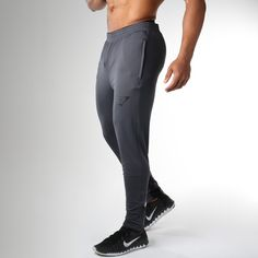 Gymshark Reactive Training Pant - Charcoal/Black